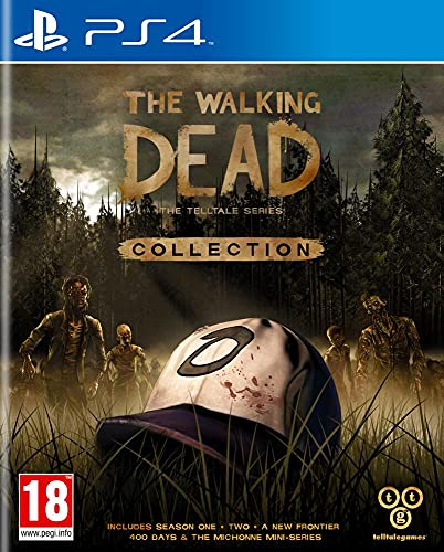 Telltale's Series - The Walking Dead Collection - PlayStation 4...