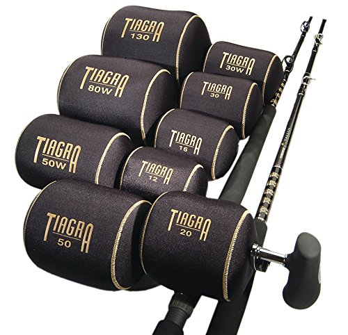 Shimano Tiagra Fishing Reel Cover; Size 50