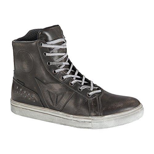 Dainese-STREET ROCKER D-WP Zapatos, Negro, Talla 42