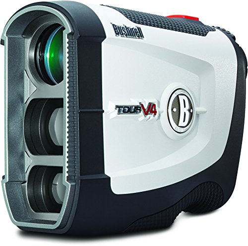 1. Bushnell Tour V4 JOLT Golf Laser Limited Edition Rangefinder: