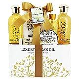 Gloss !, Estuche de regalo con productos de baño de aceite de argán, 6 uds., 1,2 kg