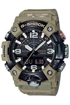Casio G-Shock GG-B100BA-1AJR Mudmaster Colaboración del Ejército Británico (Japón producto original)