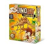 Buki France- Stegosaure Dino Kit da Scavare, Multicolore, 439STE