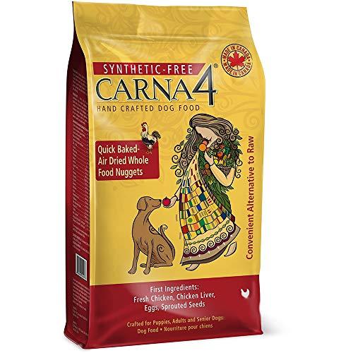 Carna4 Hand Crafted Dog Food, 6-Pound, Chicken