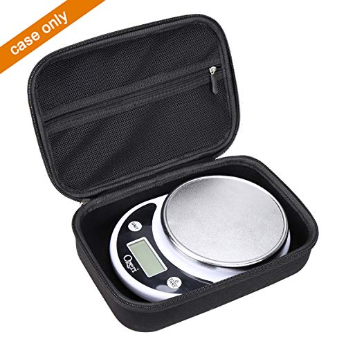 Aproca Hard Carry Travel Case for Ozeri ZK14-S Pronto Digital Multifunction Kitchen and Food Scale