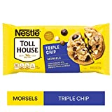 NESTLE TOLL HOUSE Triple Chip Morsels 10-Oz. Bag