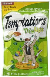 Temptations-Cat-Treats-Mix-Ups-Catnip-Fever-Chicken-Catnip-and-Cheddar-Flavors-3-Oz-Pouch