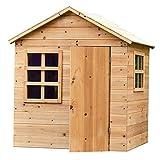 Maison de jeu en bois de jardin pour enfants