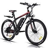 VIVI 250W Vélo Électrique Adulte Vélo de Montagne 26', Batterie...