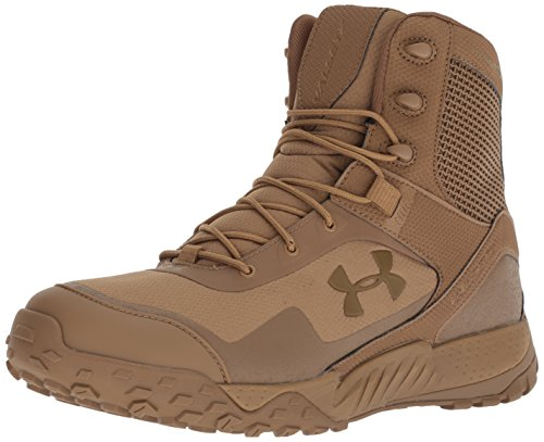 Under Armour Men's Valsetz RTS 1.5 Military and Tactical Boot, Coyote Brown (200)/Coyote Brown, 11.5