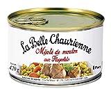 La Belle Chaurienne Plat Préparé Mijoté de Mouton aux Flageolets 420 g
