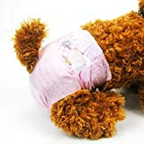 Dono Disposable Dog Diapers Female Doggie Diapers for Puppy Dogs and Cats in...