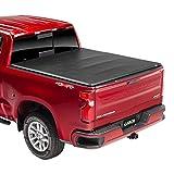 Gator ETX Soft Tri-Fold Truck Bed Tonneau Cover | 59109 | Fits 2014 - 2018, 2019 Ltd/Lgcy Chevy/GMC...