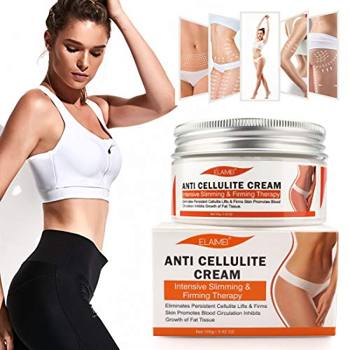 Hot Cream Cellulite Treatment,Slimming firming Cream,Break Down Fat Tissue,Tightens and Moisturizes Skin,Body Fat Burning Best Weight Loss Cream and Slimming Cellulite Tightening cream 6