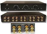 2 Amp x 3 Pair Speaker...