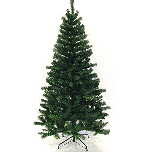 Hengda® 180 cm Hoch Einzigartiger Künstlicher Weihnachtsbaum Baum Dekobaum Kunstbaum mit Ständer Christbaum
