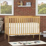 Dream On Me Synergy 5-in-1 Convertible, Crib, Natural