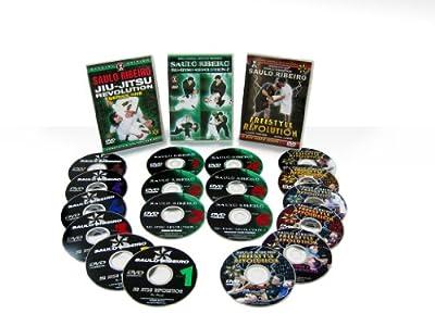 Jiu-Jitsu Revolution 1 Jiu-Jitsu Revolution 2 Freestyle Revolution
