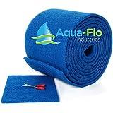 Aqua-Flo Cut to Fit AC / Furnace Premium Washable Reusable Air Filter (16'x 25'x 1')