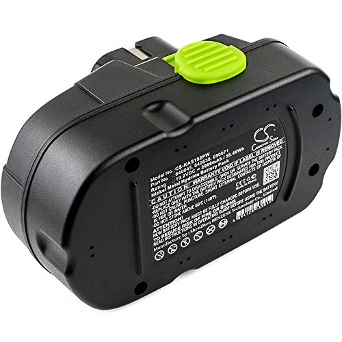 Cameron Sino Replacement Battery for Kawasaki 19.2V Unisource, 69007, 691034, 691235, 691240, 691306 Power Tools, 2000mAh