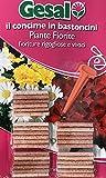 GESAL 30 Bastoncini Concime Stick Fertilizzante a Lenta Cessione per Piante Fiorite