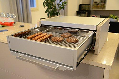 PEPEGRILL ONE - il grill elettrico da appartamento - naturale