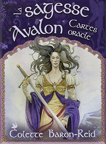 La sagesse d'Avalon : Cartes oracle