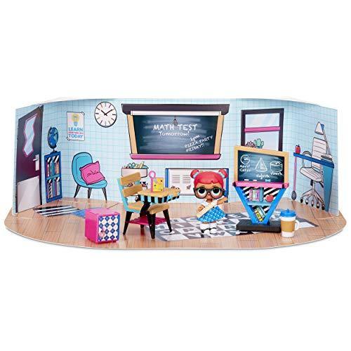 Image 1 - LOL Surprise Poupées collectionnables pour filles - Avec 10 surprises et accessoires - Teacher's Pet - Mobilier Series 3