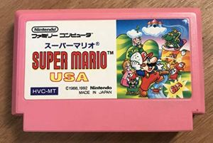 スーパーマリオ USA ファミコン ゲーム ソフト ●箱無し/くKOら/DD-839