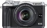 Canon ミラーレス一眼カメラ EOS M6 レンズキット(シルバー) EF-M18-150mm F3.5-6.3 IS STM付属 EOSM6SL-18150ISSTMLK