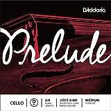 D'Addario Bowed Corde seule (Ré) pour violoncelle D'Addario Prelude,...