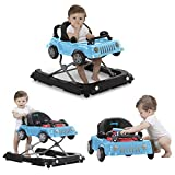 Jeep Classic Wrangler 3-in-1 Grow with Me Walker, Blue