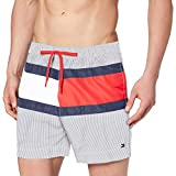 Tommy Hilfiger Medium Drawstring Boxer, Blanc, XX-Large (Taille Fabricant:) Homme