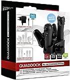 Speedlink Quaddock Base de Recharge 4-en-1 pour Playstation 3/PS3 (Quatre...