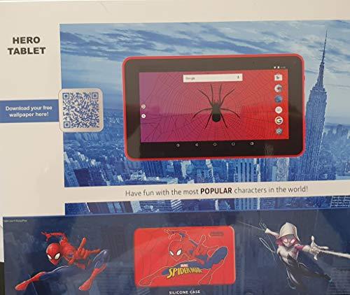 estar Hero Tablet 7' Spiderman 16GB 7399