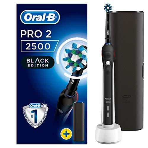 Braun Oral-B Pro2 - 2500 - Brosse à Dents Électrique Rechargeable,...