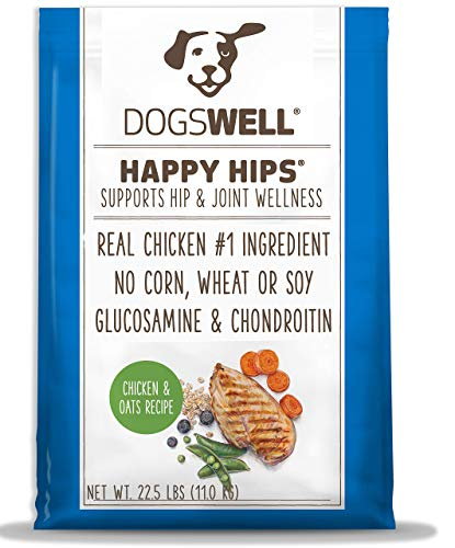 Dogswell Nutrisca Hip & Joint Dry Dog Food, High...