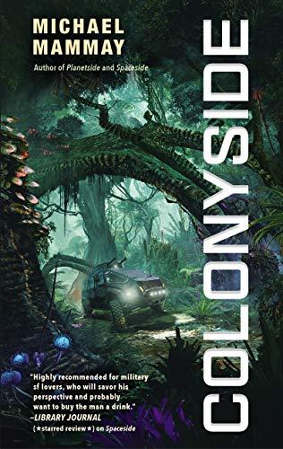 Colonyside (Planetside Book 3) (English Edition)