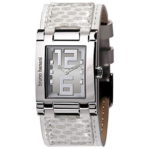 Bruno Banani 25949Damen Armbanduhr, Lederband