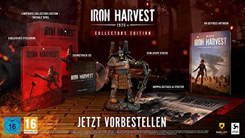 Iron Harvest Collector's Edition (PC) (64-Bit)