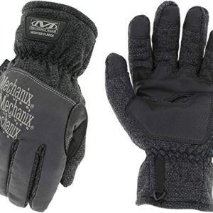 Mechanix Winter Fleece Glove Black Large