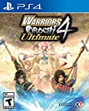 WARRIORS OROCHI 4 Ultimate - PlayStation 4 (Video Game)