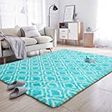 Noahas Soft Area Rugs for Bedroom Living Room Shaggy Patterned Fluffy Carpets for Nursery Baby Rooms...