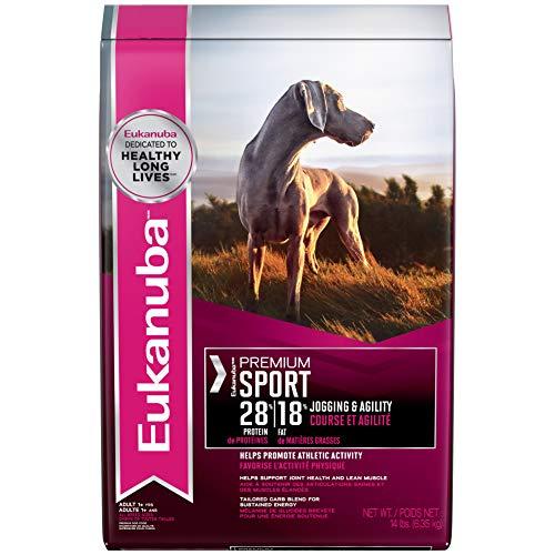 Eukanuba Premium Sport 28/18 Adult Dry Dog Food,...