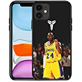 Kobe Basketball StarテーマケースiPhone 7/8,7 / 8プラス、X/XS、XR、XS MAX、11,11PRO、11PR……