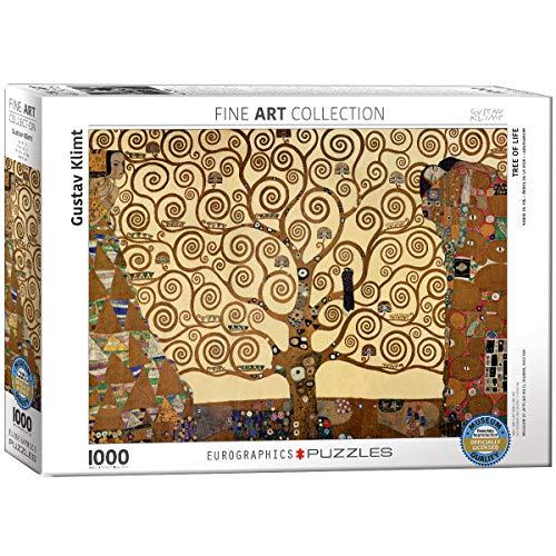 Eurographics Tree of Life / Gustav Klimt EG60006059 Puzzle, 1000 Pezzi
