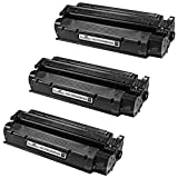 Speedy Inks Remanufactured Toner Cartridge Replacement for Canon S35 (Black, 3-Pack)