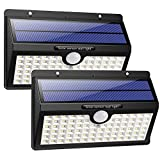 HETP Lampe Solaire Extérieur [Version à économie D'énergie] 2 Pack 78...