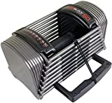 (Set of Two Dumbbells) Powerblock Sport 50 lb. Adjustable Dumbbells Non-Exp