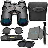 Nikon Prostaff 3S 8x42 Binoculars (16030) Bundle with a Nikon Lens Pen and Lumintrail Cleaning Cloth